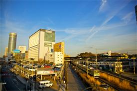 横浜の玄関