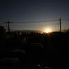 EOS5Dと太陽光