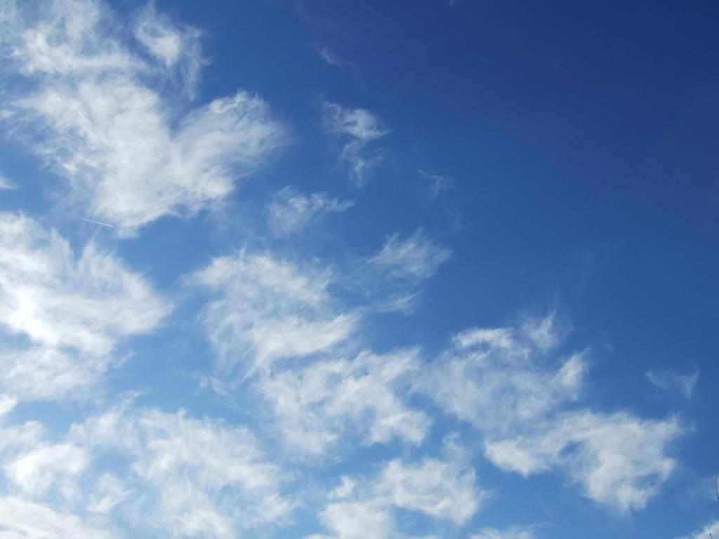 美味しそうな雲
