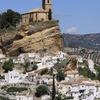 スペイン白い村 モンテフリオ1