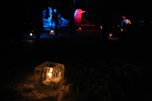 九重氷の祭典