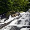 竜頭の滝:上流