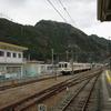 飯田線中部天竜駅にて