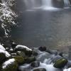 菊池渓谷 雪景色 IMG_0662m
