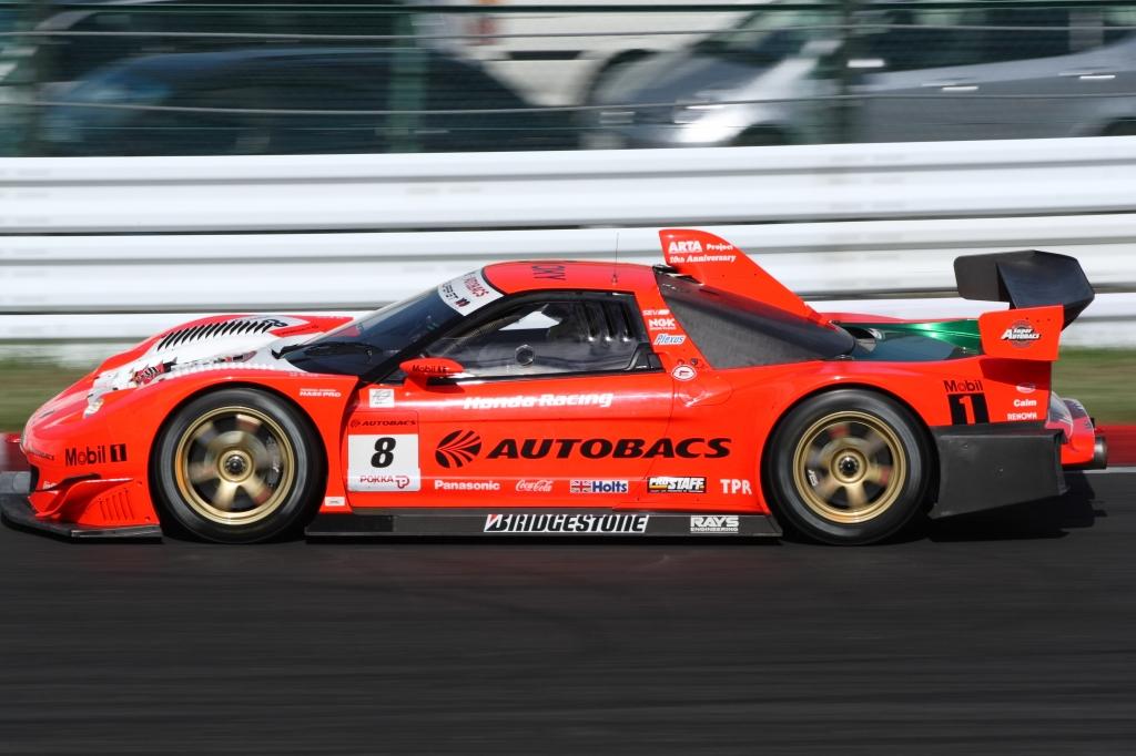 '07 SUPER GT R6 Pokka1000km ARTA NSX