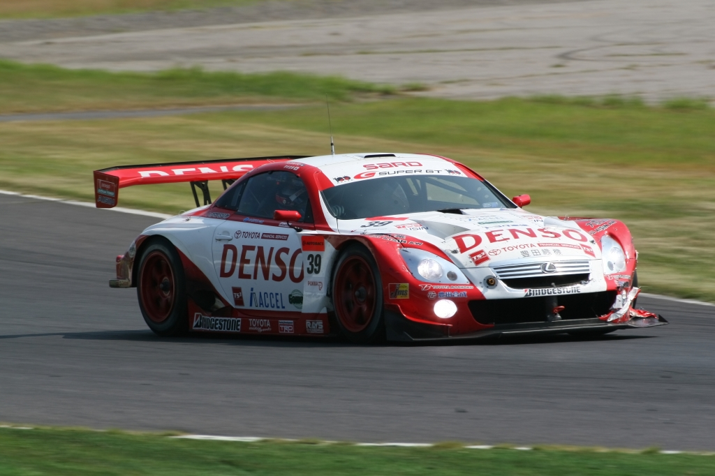 '07 SUPER GT R6 Pokka1000kmデンソーサードSC430
