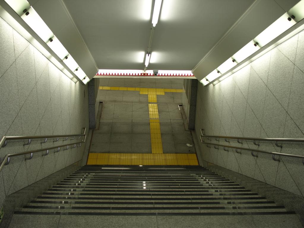 地下への入り口