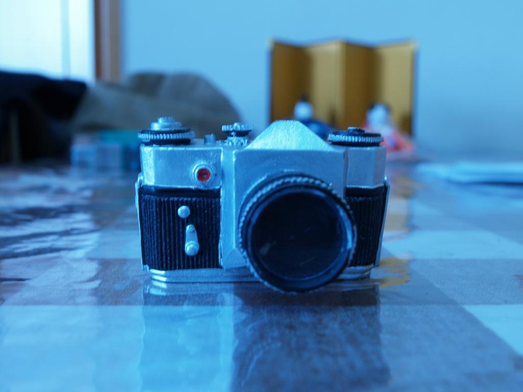 Camera WB(3000K)