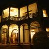 旧ハッサム邸の夜