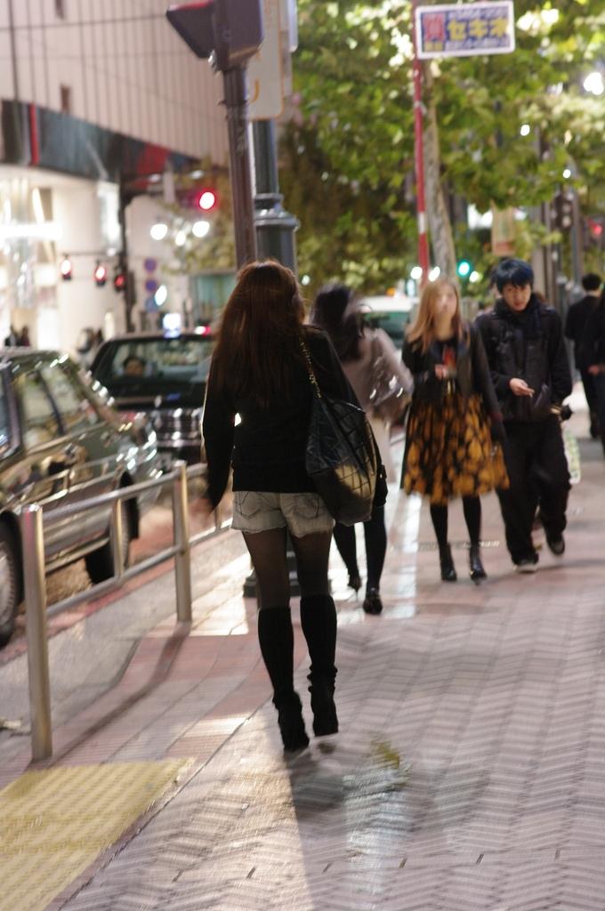 TOKYO LADY #5
