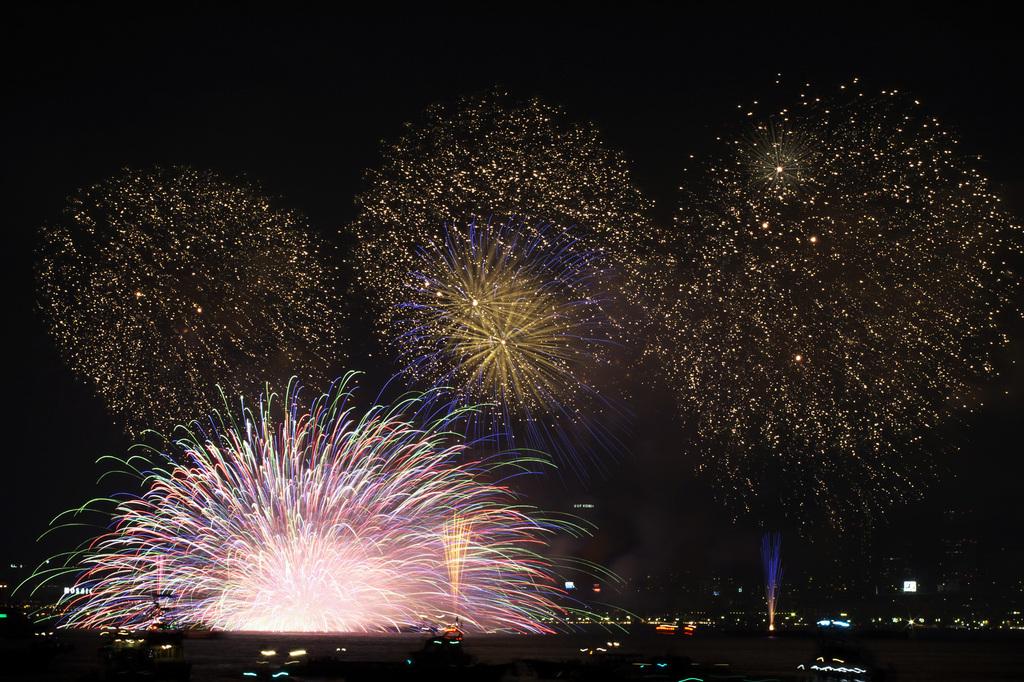 2008 神戸花火大会