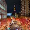 東京タワー クリスマス・ライトダウンストーリー 六本木けやき坂編 /1