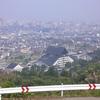 西蔵王からの山形市