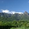 屋久島の山々