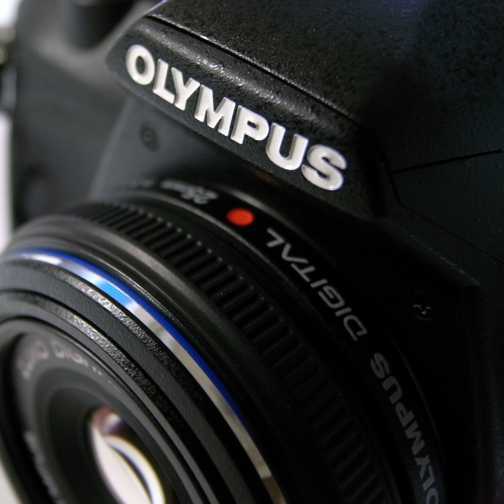 Olympus E-420 + ZUIKO DIGITAL 25mm F2.8
