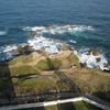 犬吠崎灯台からの眺め
