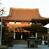 早朝の川崎大師(平間寺)