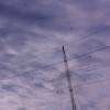高圧線とクレーンとパラシュート1