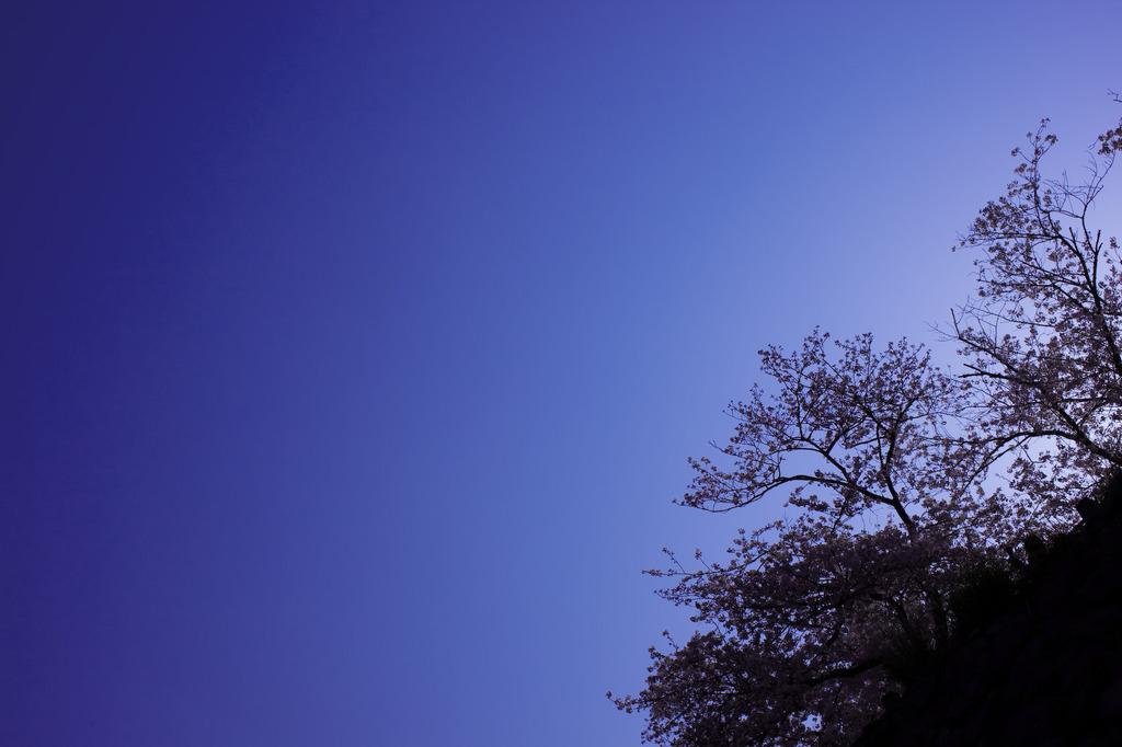 空の青って難しい
