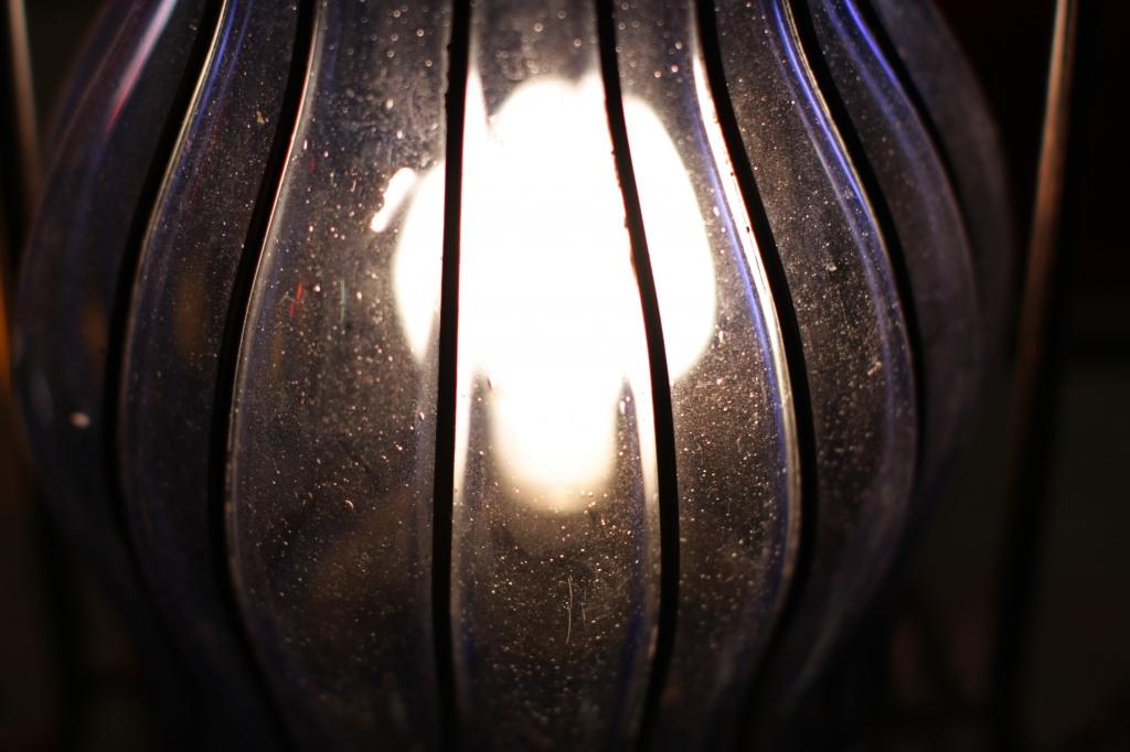 囚われた光