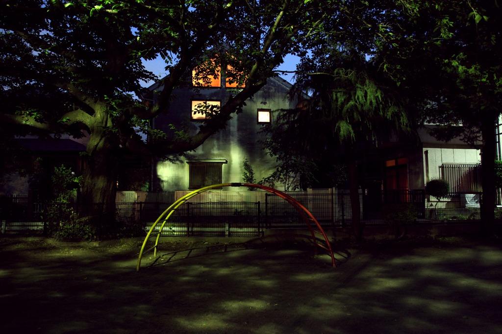 静かな公園
