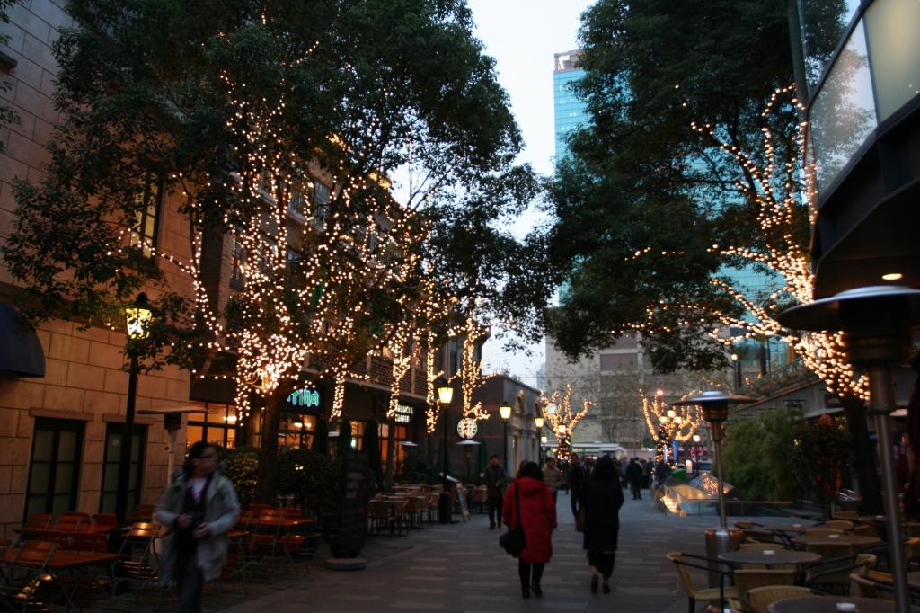 上海 新天地