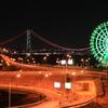 橋と観覧車