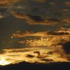 金雲に泳ぐ龍