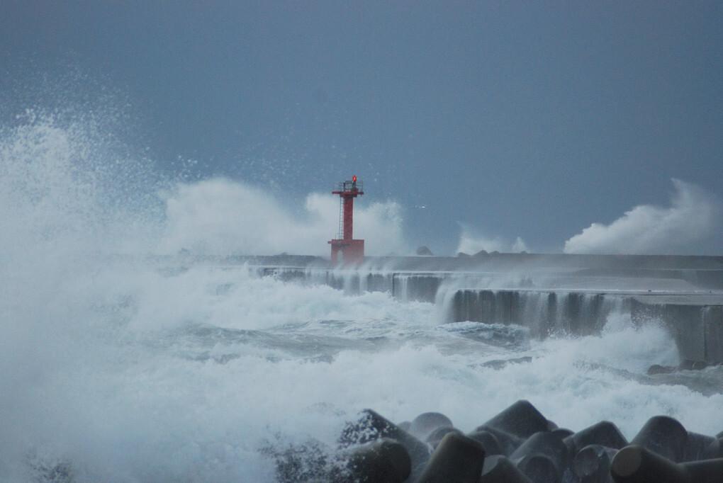北陸の日本海