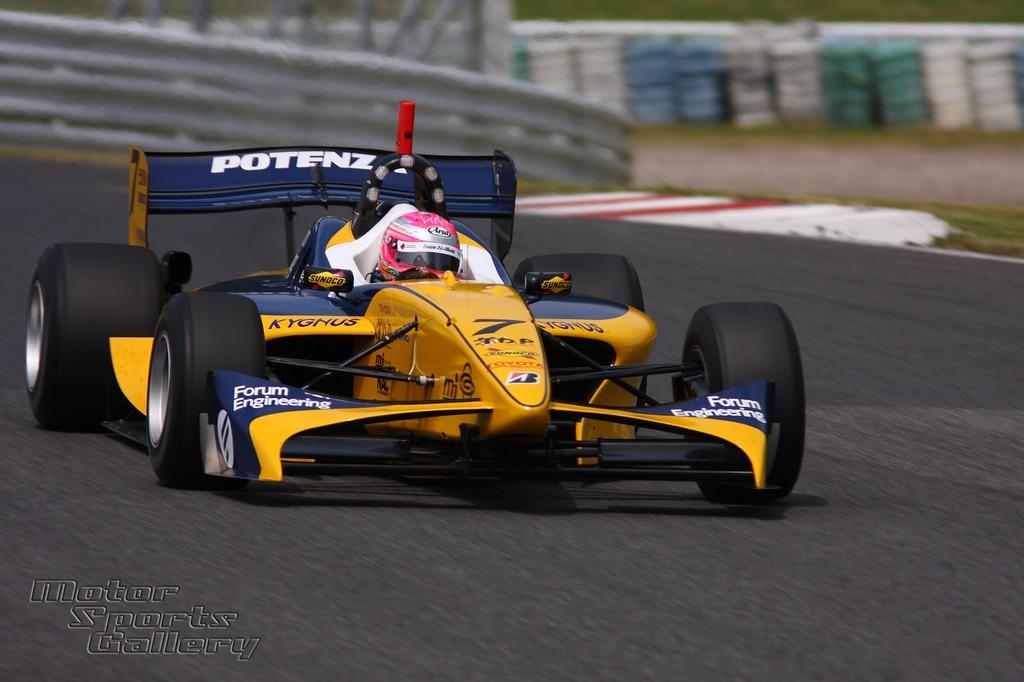2009全日本選手権フォーミュラ・ニッポン 第7戦