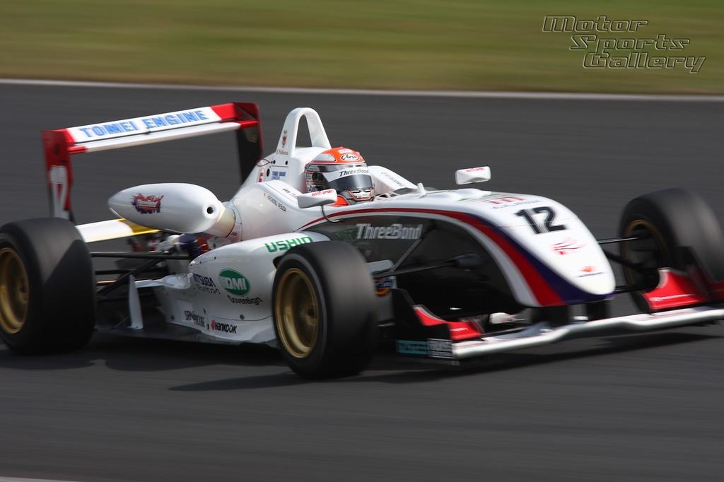 2009全日本F3選手権 第13・14戦