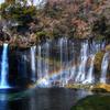 白糸の滝HDR