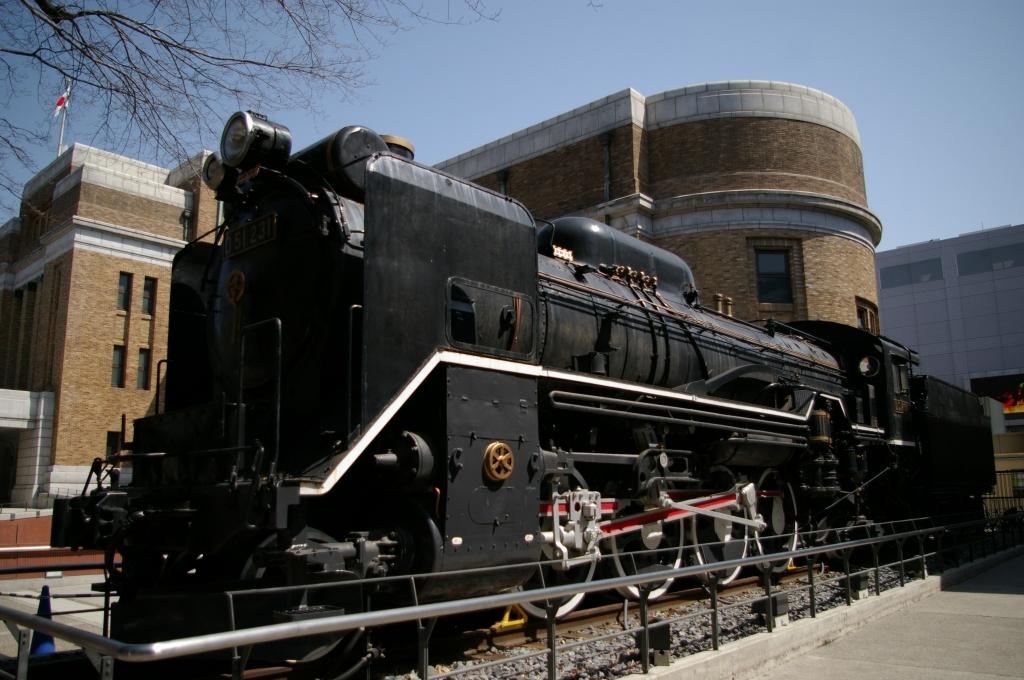 蒸気機関車D51