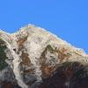 アルプス山頂にも秋