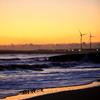日昇鹿島灘