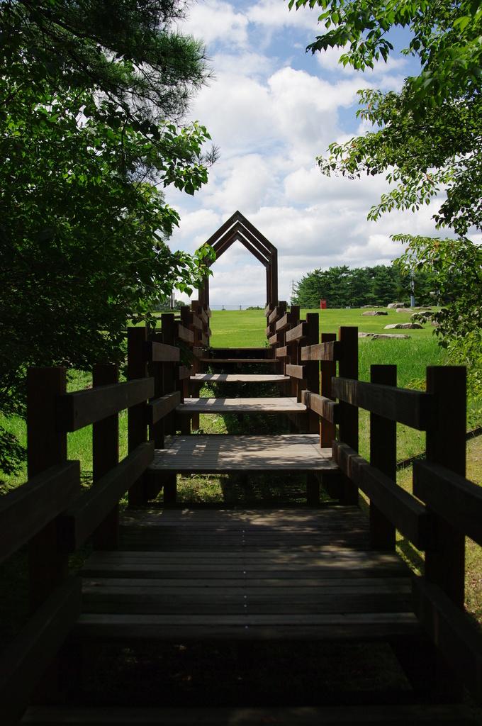 楽園の入り口