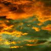雲の燃えた日