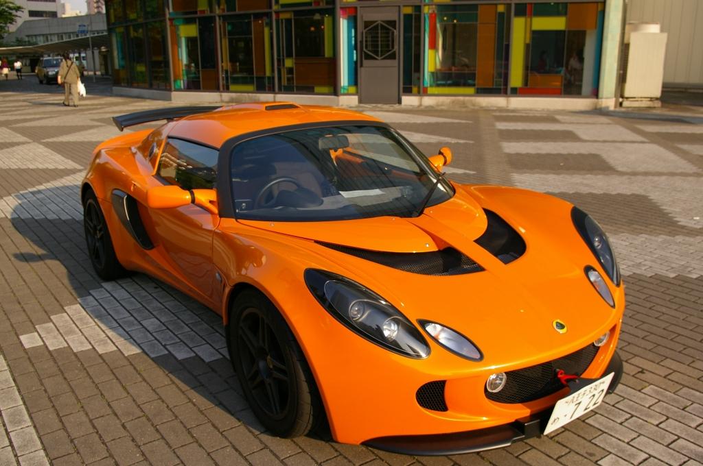 オレンジカー