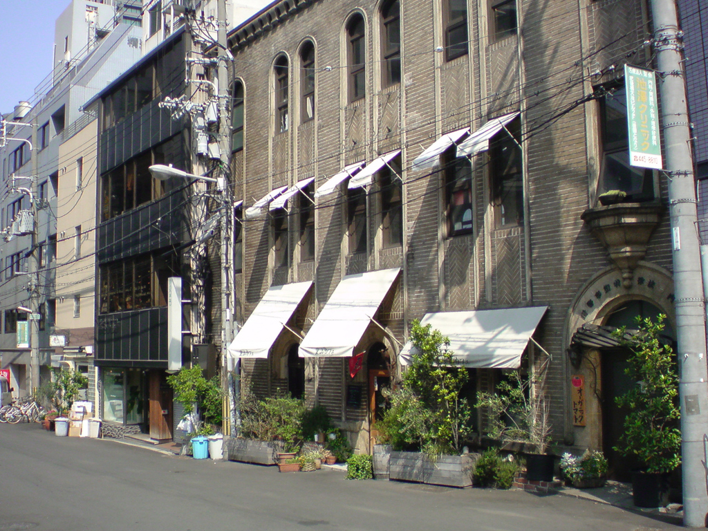大阪の小洒落た店