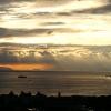 凪の明石海峡