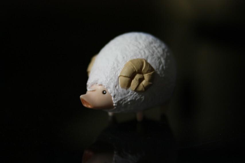 【orienta】羊ぶた