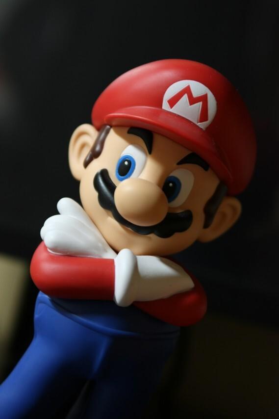 【orienta】いかしたマリオ