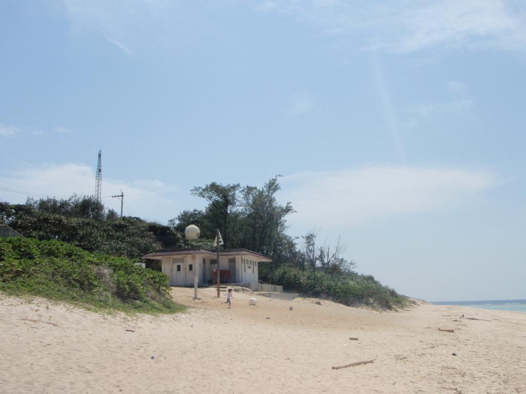ビーチの風景