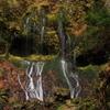 御岳山ろく・不易の滝