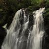 鶏鳴の滝(滋賀県甲賀市)
