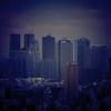 新宿高層ビル群