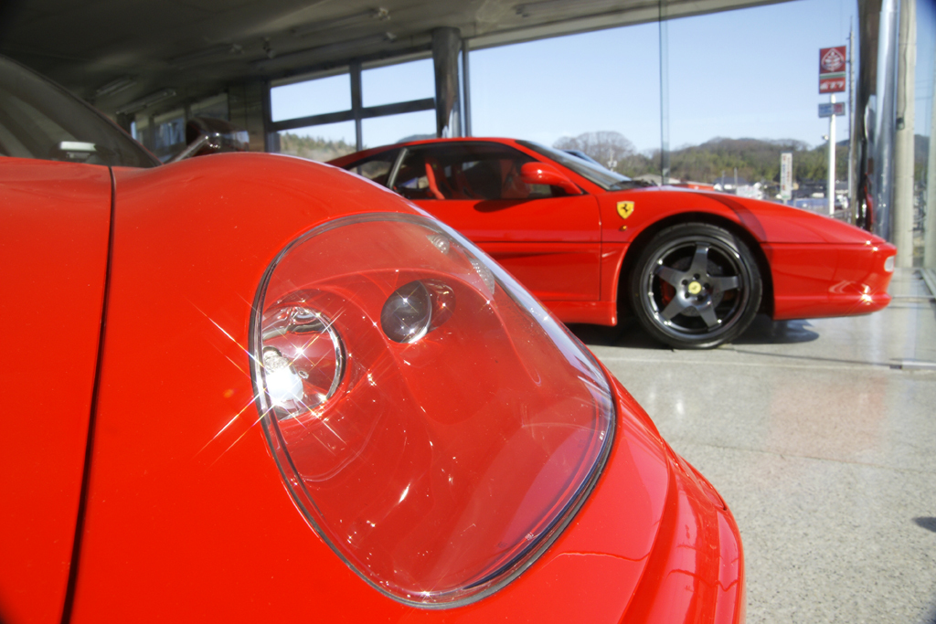 360 modena with 355