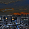 ゴンドラからの夜景