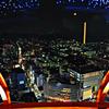 宇宙船から見た京都