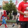 スパイダーマンも走る!